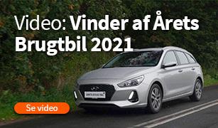 Årets brugt bil 2021 video